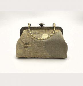 Kiku Vintage Obi Silk Handbag