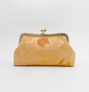 Wendy Vintage Silk Clutch